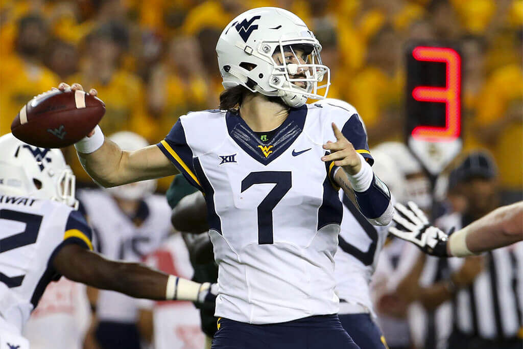 Will Grier - West Virginia